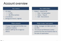 30 Account Management Plan Template In 2020 (With Images Regarding Account Management Policy Template