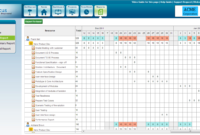 Early Preview Of Zilicuspm 5.1 Online Project Management With Capacity And Availability Management Template